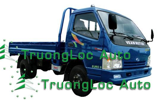 VEAM CUB, VEAM Motor, Trường Lộc auto, dòng xe tải Veam, Veam 1.25 tấn